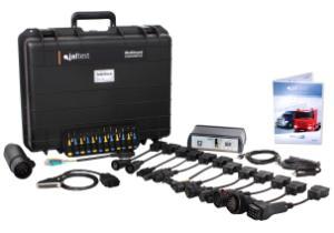 Tester diagnostyczny do samochodów ciężarowych JALTEST CV KIT BASIC BUNDLE